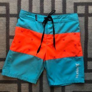 Hurley Swim - Hurley Swim Board Shorts Size 7